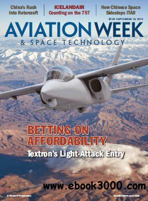 Aviation Week & Space Technology - 16 September 2013 free download