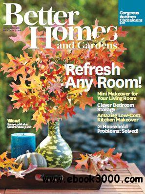 Better homes and gardens october 2013 Better homes and gardens download