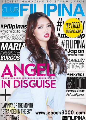 Club Filipina - September 2013 free download