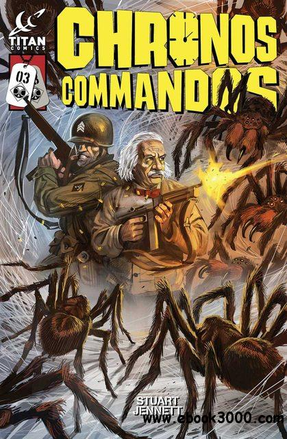 Chronos Commandos #003 (2013) free download