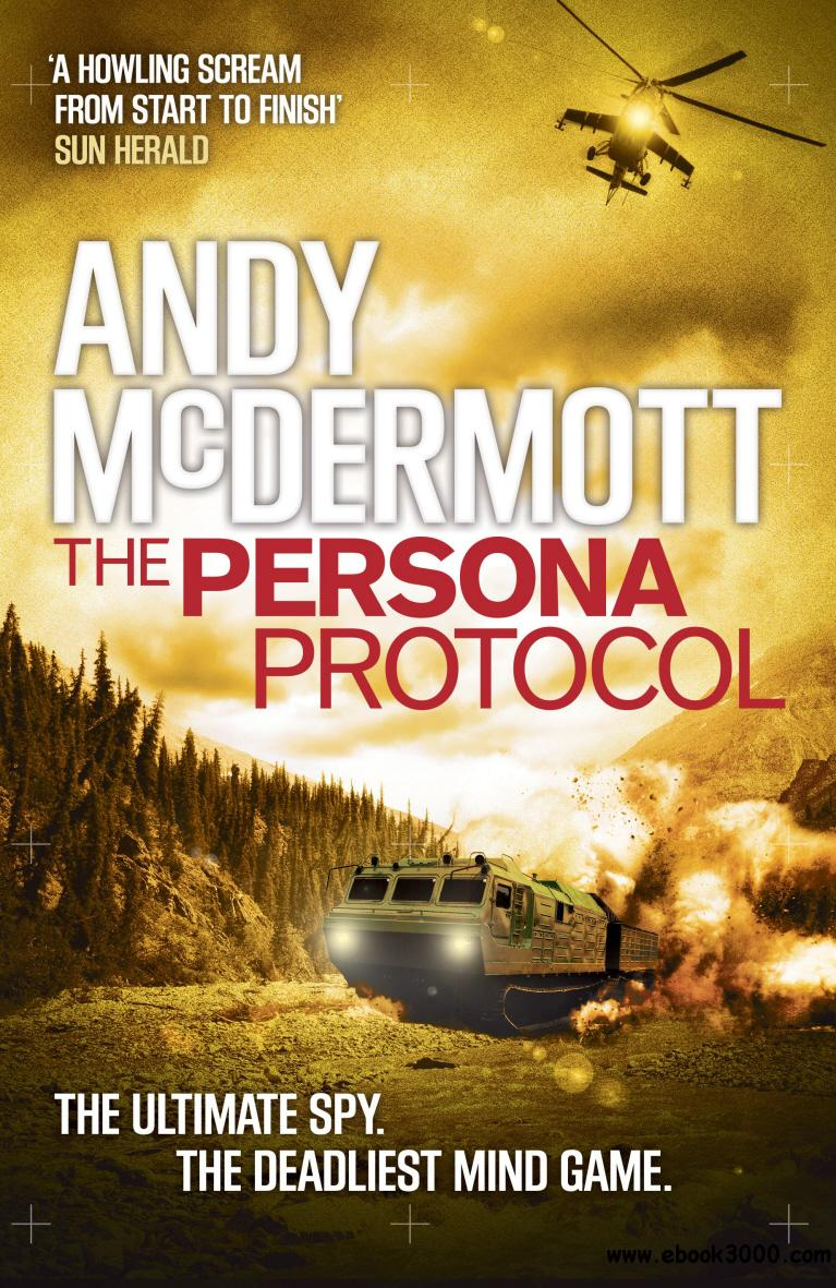 The Persona Protocol by Andy McDermott free download