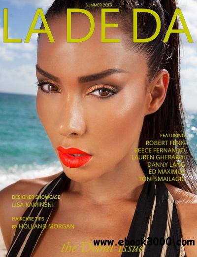 LA DE DA Magazine - Summer 2013 free download