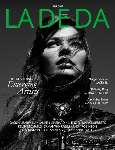 LA DE DA Magazine - Fall 2013 free download