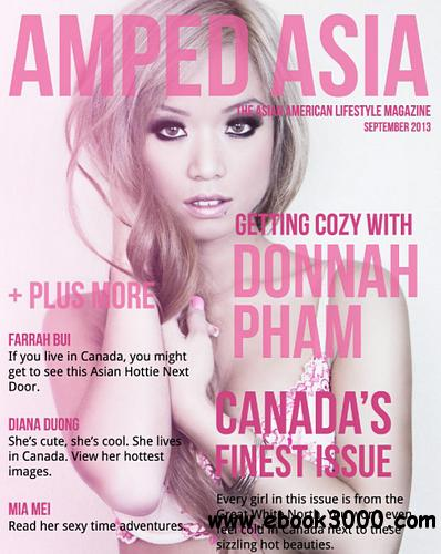 Amped Asia - September 2013 free download