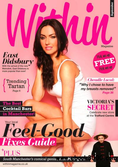 Within Magazine - September 2013 free download