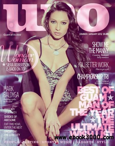 Uno Guam #10 - December/January 2011/12 free download