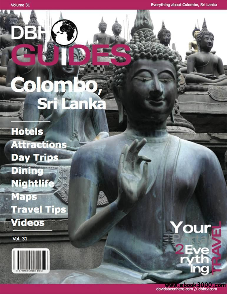 Colombo, Sri Lanka City Travel Guide 2013: Attractions, Restaurants, and More... free download