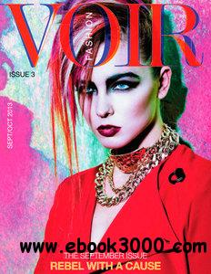 Voir Fashion - September/October 2013 free download