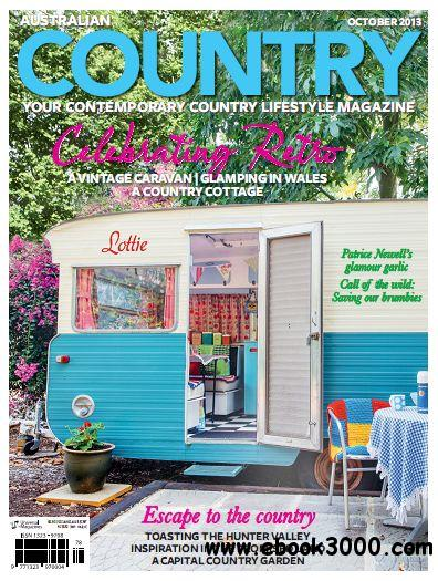 Australian Country Magazine October 2013 free download