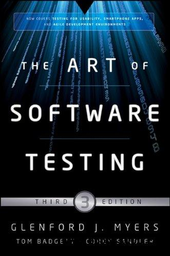 The Art of Software Testing, 3rd Edition free download