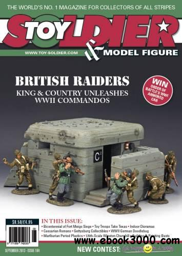 Toy Soldier & Model Figure - Issue 184 (September 2013) free download
