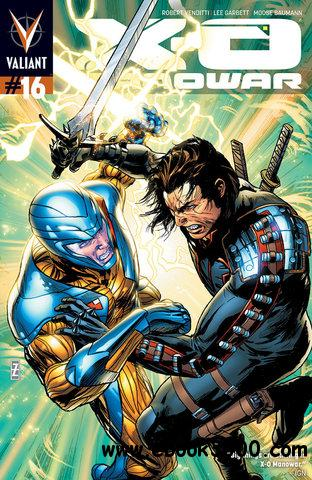X-O Manowar 016 (2013) free download