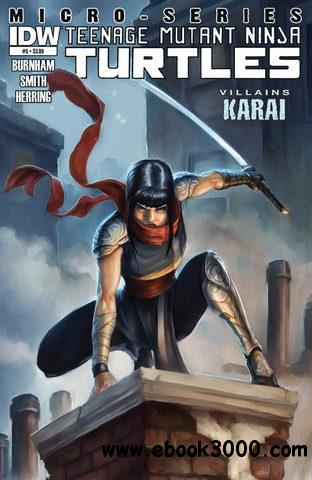 Teenage Mutant Ninja Turtles - Villains Micro-Series - Karai 005 (2013) free download