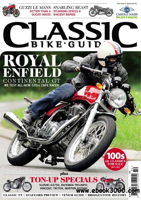 Classic Bike Guide - October 2013 free download