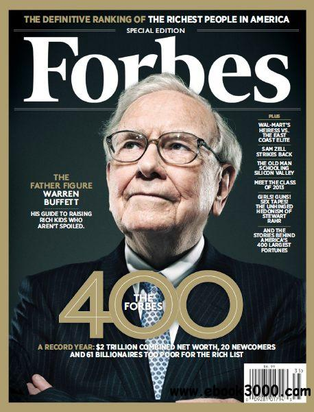 Forbes USA - 07 October 2013 free download