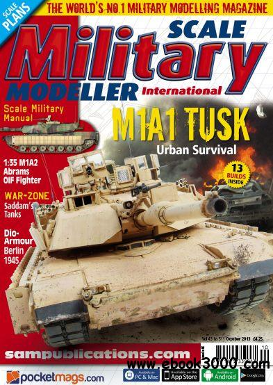 Scale Military Modeller International - October 2013 free download