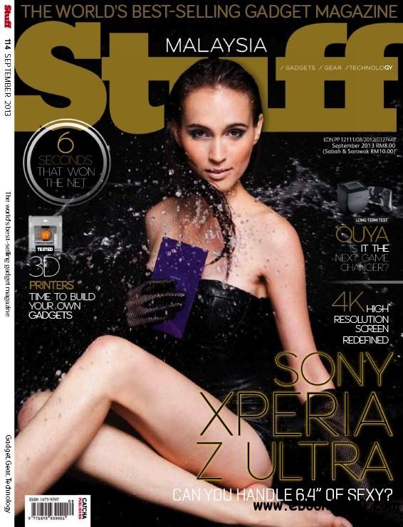 Stuff Malaysia - September 2013 free download
