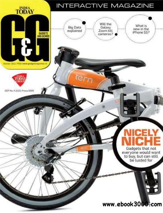 Gadgets and Gizmos - October 2013 free download