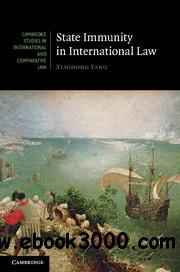 State Immunity in International Law free download