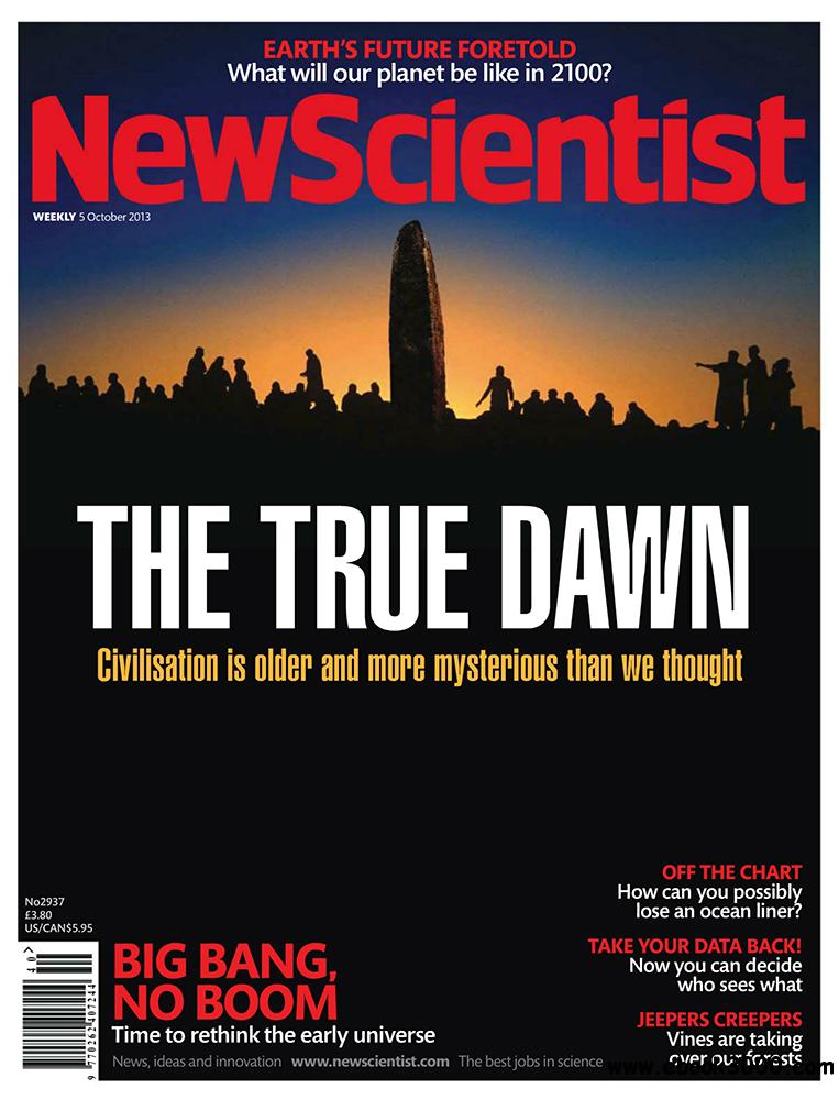 New Scientist 5 October 2013 (UK) free download