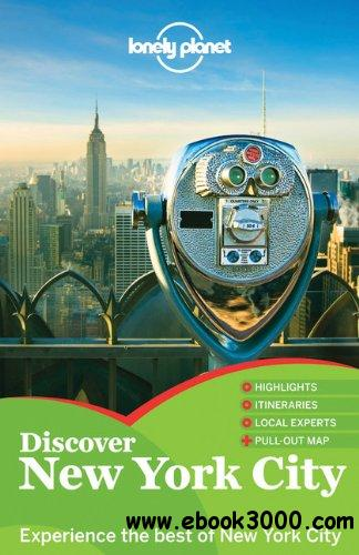 Lonely Planet Discover New York City free download
