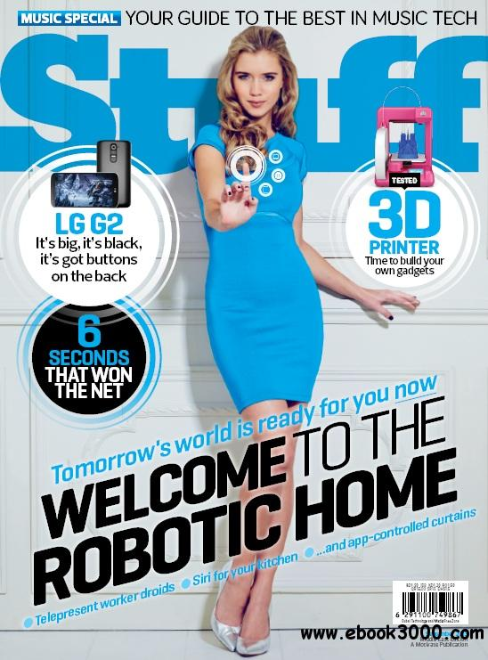 Stuff Middle East - September 2013 free download