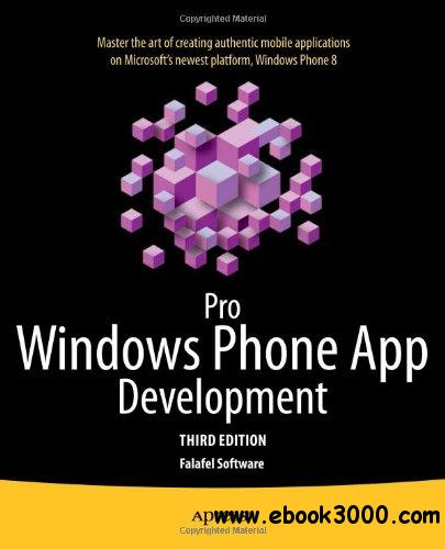 Pro Windows Phone App Development 3rd Edition free download