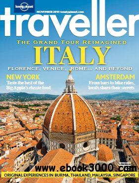Lonely Planet Traveller UK - November 2013 download dree