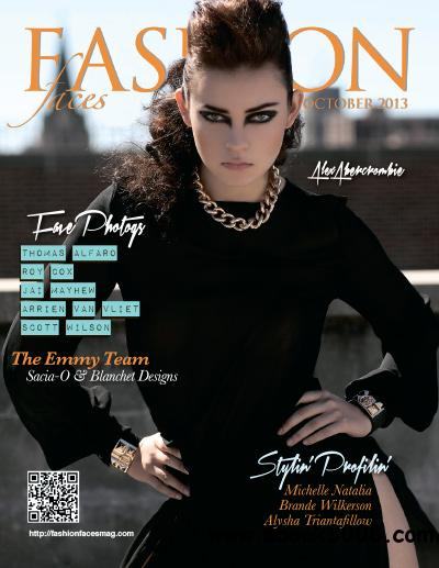 Fashion Faces - October 2013 free download
