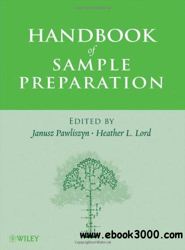 Handbook of Sample Preparation free download