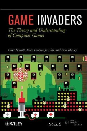 Game Invaders: The Theory and Understanding of Computer Games free download