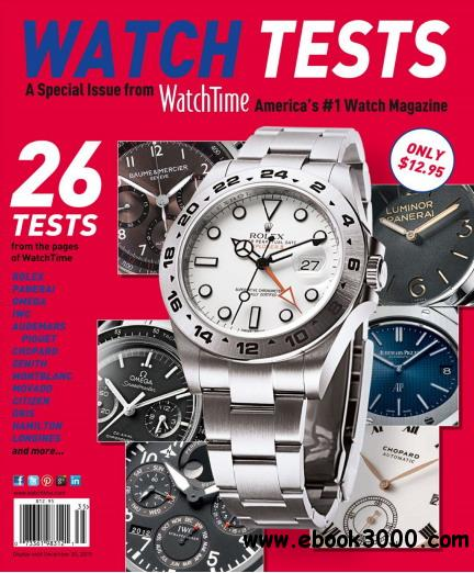 WatchTime Special Watch Tests 2013 free download