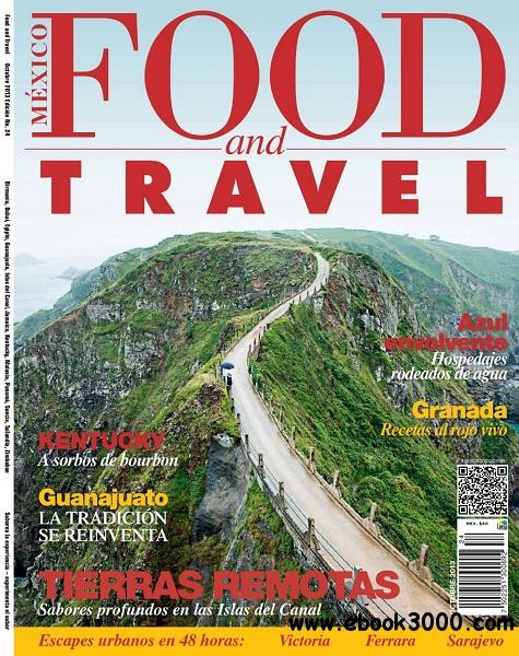 Food and Travel - Octubre 2013 free download