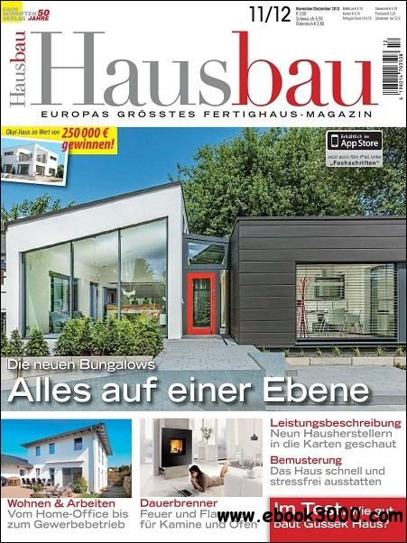 Hausbau - November/Dezember 2013 (N 11 & 12) free download