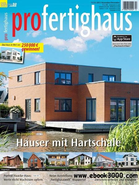 Pro Fertighaus - November/Dezember 2013 (N 11 & 12) free download