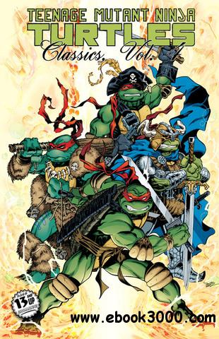 Teenage Mutant Ninja Turtles - Classics Vol 4 (2013) free download
