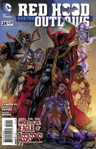 Red Hood and the Outlaws 024 (2013) free download
