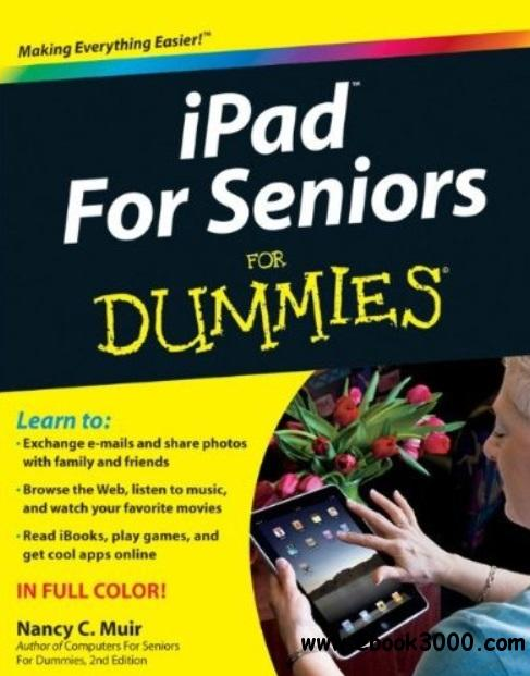 iPad For Seniors For Dummies free download