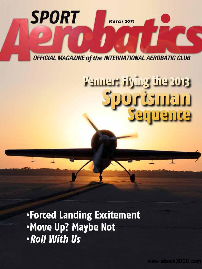 Sport Aerobatics - March 2013 free download