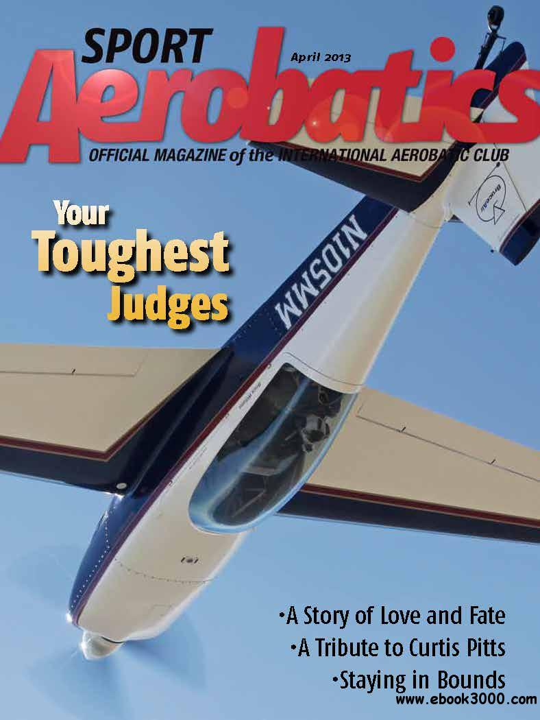 Sport Aerobatics - April 2013 free download