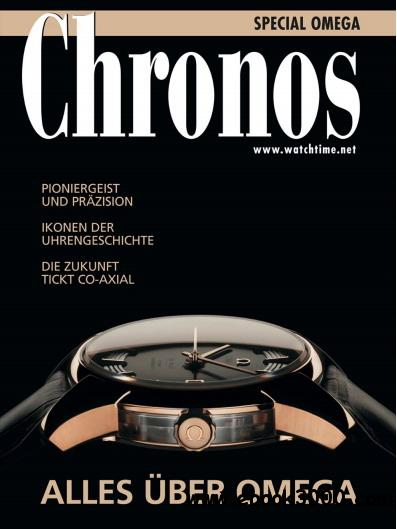 Chronos Special Omega Issue free download