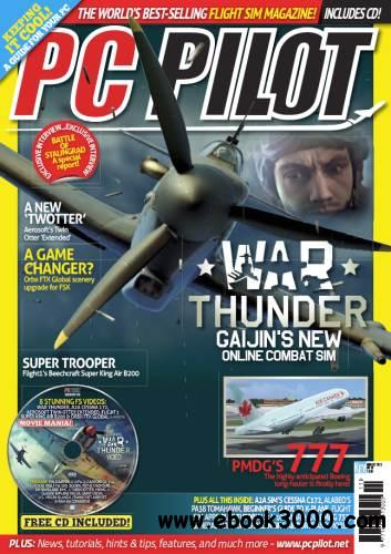 PC Pilot - Issue 88 (November/December 2013) free download