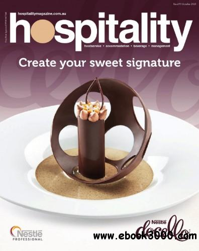 Hospitality - October 2013 free download