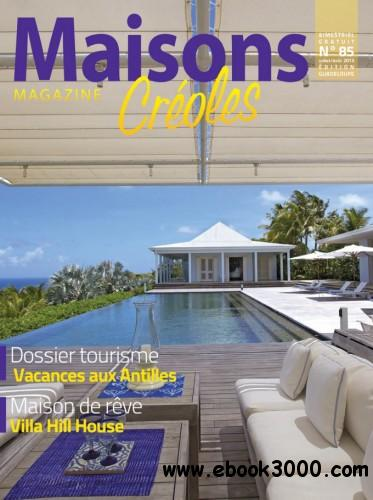 Maisons Creoles - Juillet Aout 2013 free download
