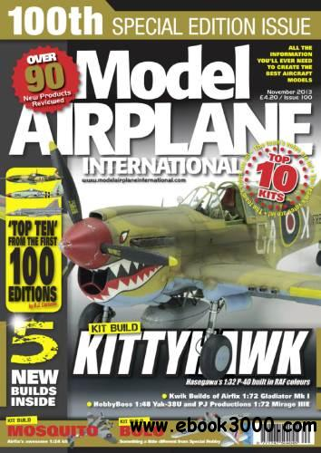 Model Airplane International - Issue 100 (November 2013) free download