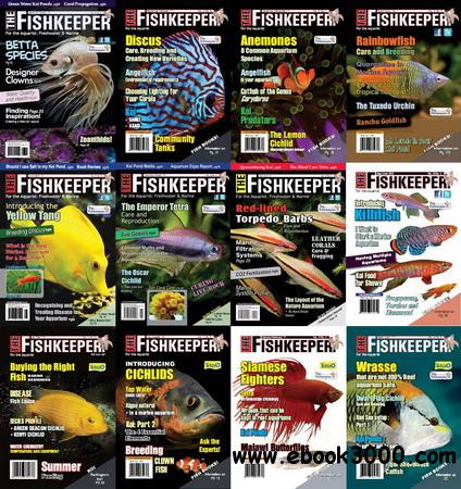 The Fishkeeper Magazine 2010-2013 Full Collection free download