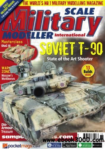 Scale Military Modeller International - November 2013 free download