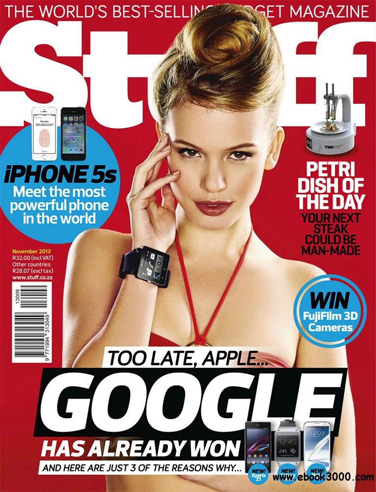 Stuff November 2013 (South Africa) free download