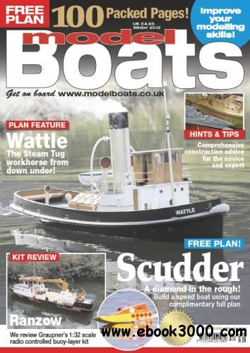 Model Boats Winter Special Edition 2013 free download