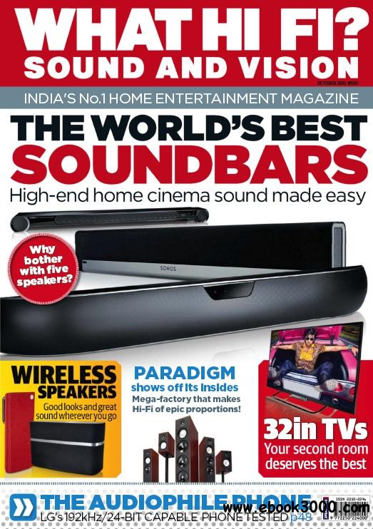What Hi-Fi - October 2013 free download